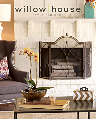 Willow House Fall Catalog