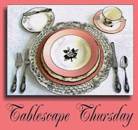 Tablescape Thursday BNOTP