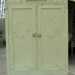 ASCP Versailles armoire makeover