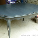 graphite table