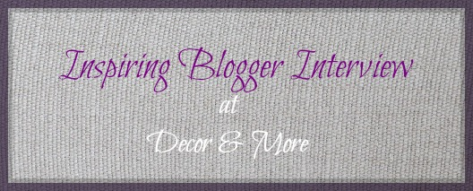 Inspiring blogger badge