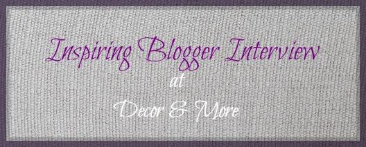 Inspiring blogger badge